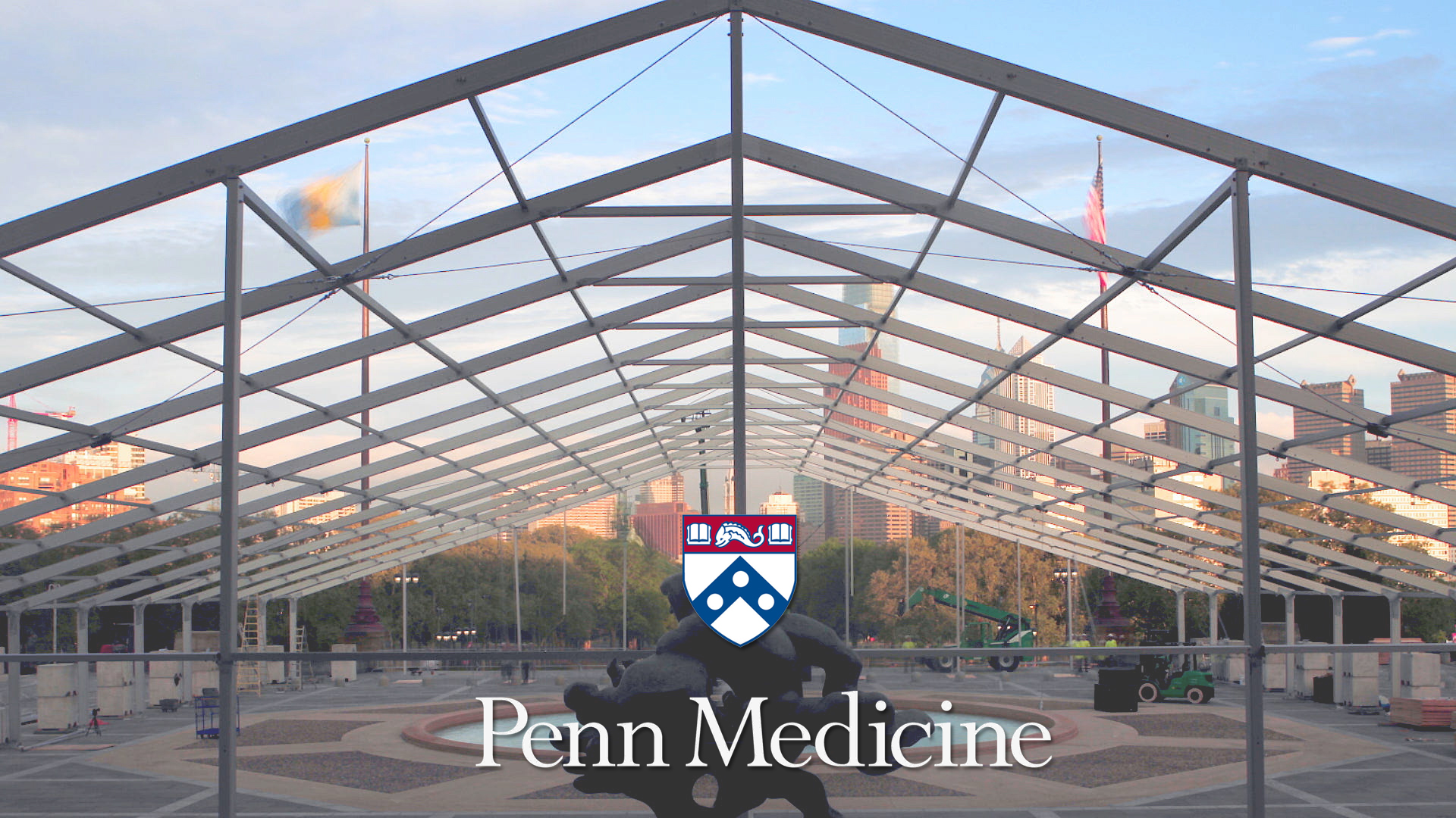 Penn Medicine 250th Celebration Time-Lapse