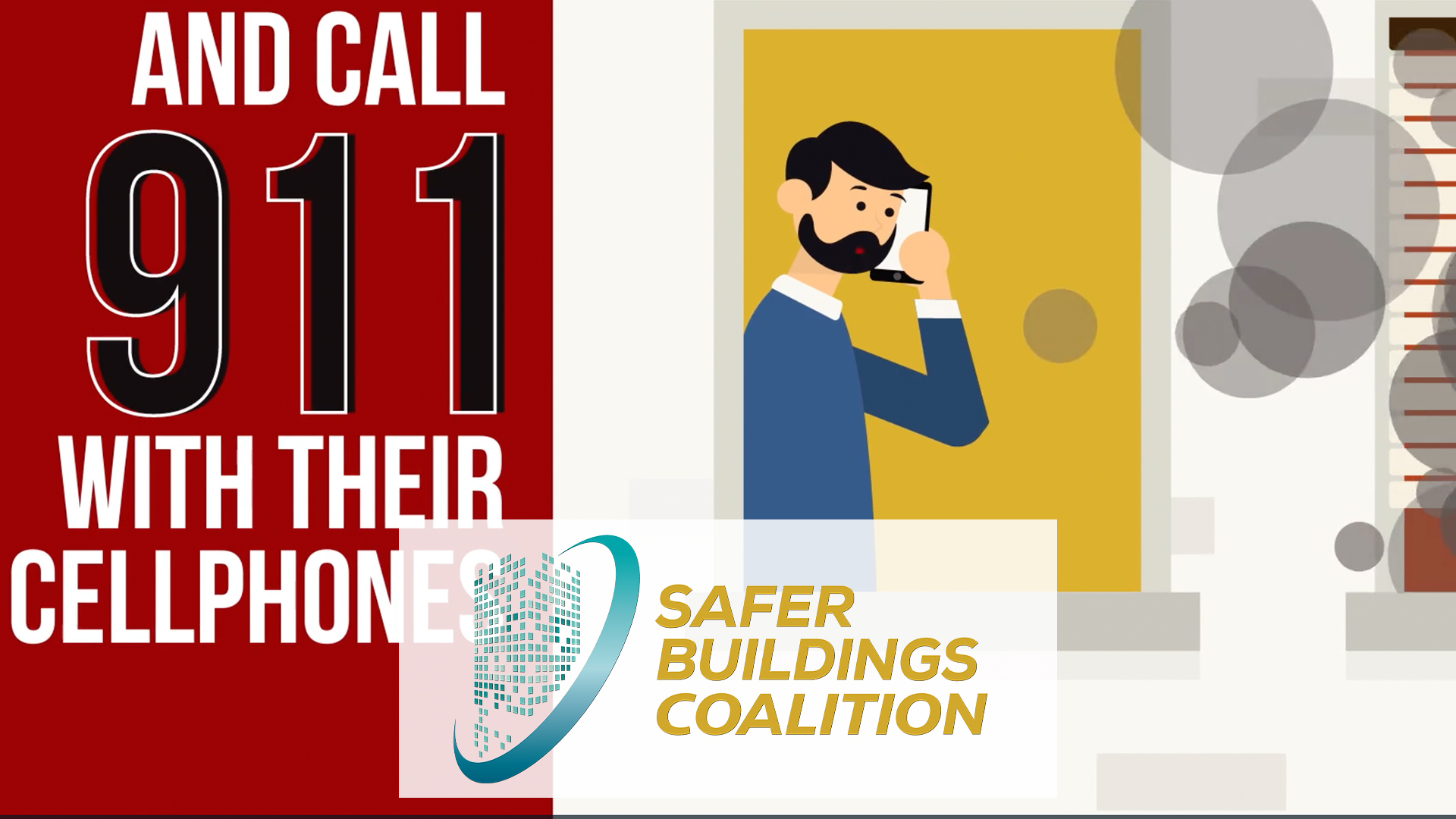 Safer Buildings Coalition Animation